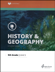Lifepac History & Geography Grade 9 Unit 5: Citizenship   -