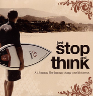 Stop and Think, DVD   -
