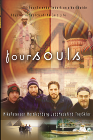 Four Souls: Hungry for adventure and a purpose that could last, four souls embark on a world-wide odyssey to claim a vision for the epic life. - eBook  -     By: Matt Kronberg, Jedd Medefind, Trey Sklar