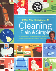 Cleaning Plain & Simple   -     By: Donna Smallin