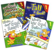The Discovering God Series - 4 Pack  -              By: Phillip W. Rodgers