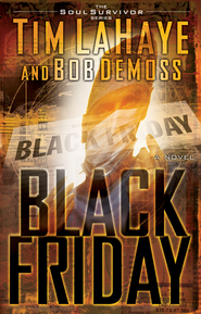Black Friday - eBook  -     By: Tim LaHaye, Bob DeMoss
