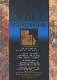 The Holman Bible Handbook   -     By: David S. Dockery