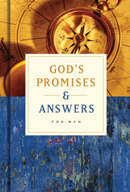 God's Promises and Answers for Men - eBook  -