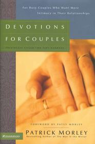 Devotions for Couples   -     By: Patrick Morley