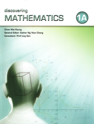 Discovering Mathematics Textbook 1A   -