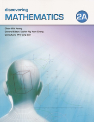 Discovering Mathematics Textbook 2A   -