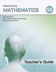 Discovering Mathematics Teacher's Guide 1A   -
