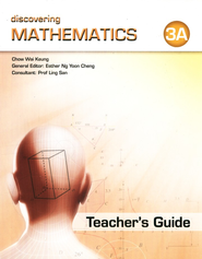 Discovering Mathematics Teacher's Guide 3A   -