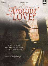 Amazing Love!   -     By: Cindy Berry