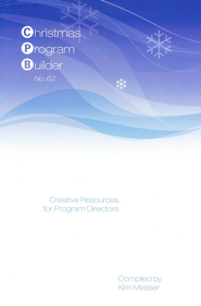 Christmas Program Builder #62   -
