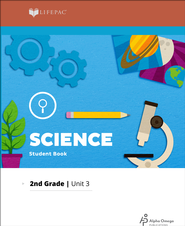 Lifepac Science Grade 2 Unit 3: Animals   -