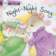 The Night-Night Song Inspirational Padded Book & Music CD  -