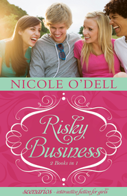 SCENARIOS 3 & 4-Risky Business: 2 Interactive Stories in 1 - eBook  -     By: Nicole O'Dell