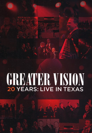 20 Years, Live In Texas   -     By: Greater Vision