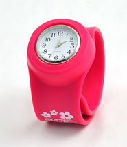 God's Girl Child's Slap Watch  -