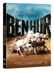 Ben-Hur: 50th Anniversary Edition, 2 DVDs    -