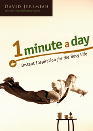 One Minute a Day - eBook  -     By: David Jeremiah