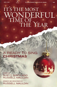 It's the Most Wonderful Time of the Year (Ready to Sing Christmas)  -