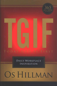 TGIF: Daily Workplace Inspiration - eBook  -     By: Os Hillman