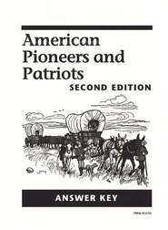 American Pioneers and Patriots, Answer Key, Second Edition   -     By: Caroline D. Emerson