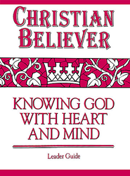 Christian Believer - Leader Guide - eBook  -