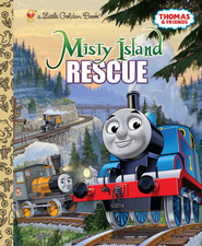 Misty Island Rescue (Thomas & Friends) - eBook  -     By: Rev. W. Awdry
