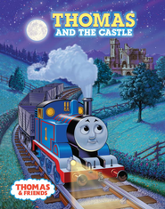 Thomas and the Castle (Thomas & Friends) - eBook  -     By: Rev. W. Awdry     Illustrated By: Tommy Stubbs