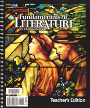BJU Fundamentals of Literature Grade 9, Teacher's Edition    -     Edited By: Janie McCauley