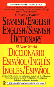 The New World Spanish/English English/Spanish   -     By: Salvatore Ramondino