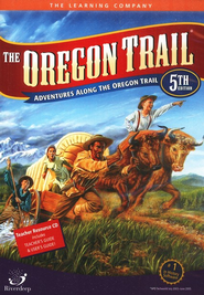 The Oregon Trail 5th Edition (Enhanced Educational  Version) CD-ROMs   -