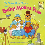 The Berenstain Bears and Baby Makes Five - eBook  -     By: Stan Berenstain