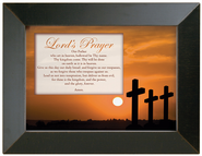 Lord's Prayer Framed Inspiration  -