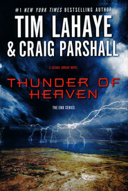 Trueno del cielo - eBook  -     By: Tim LaHaye, Craig Parshall