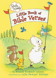 Really Woolly Little Book of Bible Verses - eBook  -     By: Dayspring