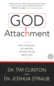 God Attachment: Why You Believe, Act, and Feel the Way You Do About God (slightly imperfect)  -     By: Dr. Tim Clinton, Dr. Joshua Straub