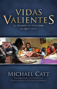 Vidas Valientes, eLibro  (Courageous Living eBook)  -     By: Michael Catt