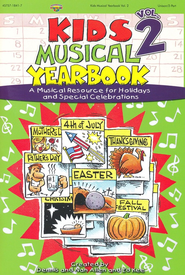 Kids Musical Yearbook, Volume 2   -