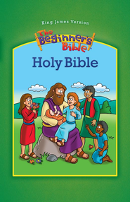 The King James Version Beginner's Bible, Holy Bible - eBook  -     By: Zondervan