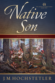 Native Son - eBook  -     By: J.M. Hochstetler