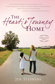 The Heart's Journey Home - eBook  -     By: Jen Stephens
