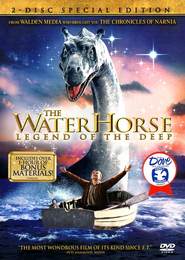 The WaterHorse: Legend of the Deep--Special Edition DVD  -