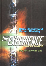 The Experience: Day-by-Day with God--A Devotional and Journal for Youth  -              By: Henry Blackaby, Richard Blackaby