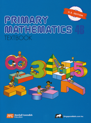 Singapore Math: Primary Math Textbook 4B US Edition   -