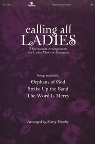 Calling All Ladies   -