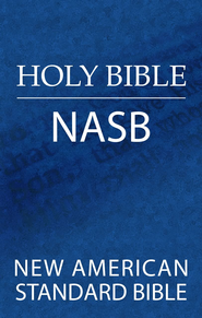 Holy Bible: New American Standard Bible (NASB) - eBook  -