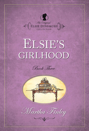 Elsie's Girlhood - eBook  -