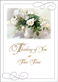 Sympathy Greeting Cards, Value Box of 24  -