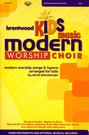 Brentwood Kids Music Modern Worship Choir   -