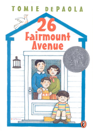 26 Fairmount Avenue   -     By: Tomie dePaola